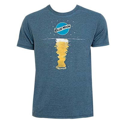 Camiseta Blue Moon BLUE MOONrise