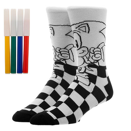 Calcetines Sonic the Hedgehog