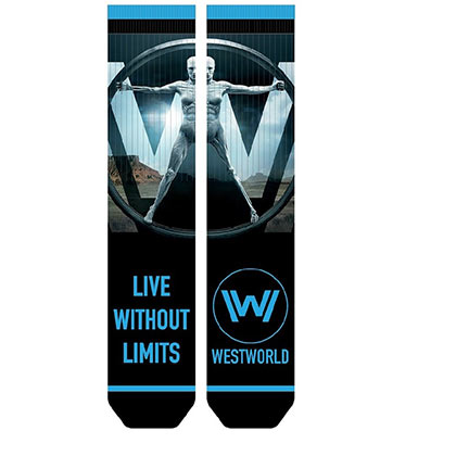 Calcetines Westworld