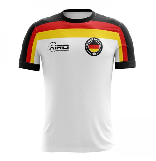 Compra Camiseta Alemania Fútbol 2018-2019 Home Concept de niño ab2a95c252663