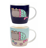 Pusheen Taza sensitiva al calor