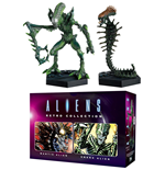 Aliens Retro Collection Pack de 2 Figuras Mantis Alien & Snake Alien 13 cm