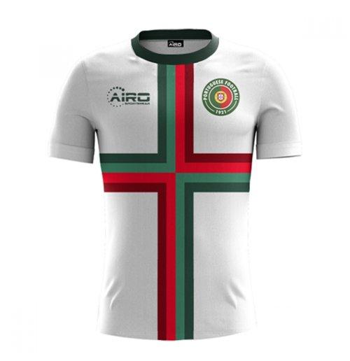 57d2a61550 Compra Camiseta Portugal Fútbol 2018-2019 Away Concept Original