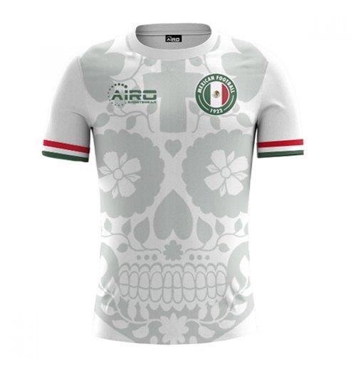 2164c8094814e Compra Camiseta México Fútbol 2018-2019 Away Concept Original