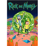 Póster Rick and Morty 288075