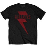 Camiseta The Killers Red Bolt