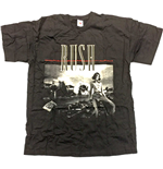 Camiseta Rush de hombre - Design: Waves