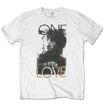Camiseta Bob Marley de hombre - Design: One Love