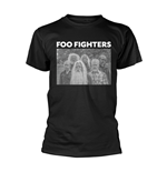 Camiseta Foo Fighters - Old Band