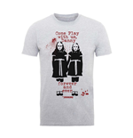 Camiseta The Shining COME PLAY WITH US