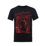 Camiseta Nightmare On Elm STREET, A FREDDY SILHOUETTE