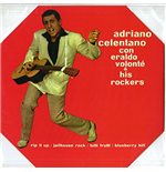Vinilo Adriano Celentano - Con Eraldo Volonte' & His Rockers (Coloured Vinyl Octagon Cover)
