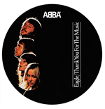 "Vinilo Abba - Eagle/Thank For The Music (7"") (Picture Disc)"