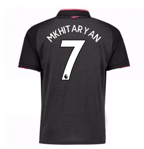Camiseta 2017/18 Arsenal 2017-2018 Third (Mkhitaryan 7)