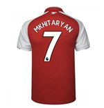 Camiseta 2017/18 Arsenal 2017-2018 Home (Mkhitaryan 7)