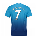 Camiseta 2017/18 Arsenal 2017-2018 Away (Mkhitaryan 7) de niño
