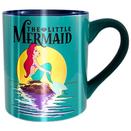 Taza The Little Mermaid