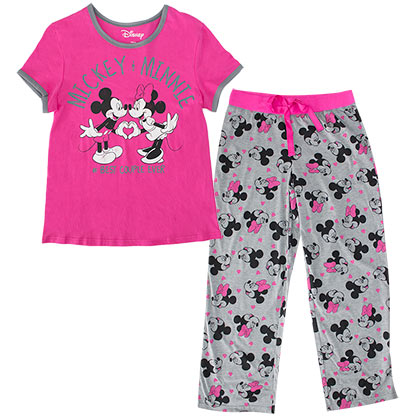 b75d4e418 Pijama Minnie de mujer Original  Compra Online en Oferta