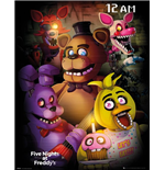 Póster Five Nights at Freddy's 289507