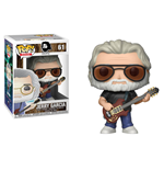 Jerry Garcia POP! Rocks Vinyl Figura Jerry Garcia 9 cm