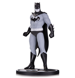 Batman Black & White Estatua Batman by Amanda Conner 19 cm