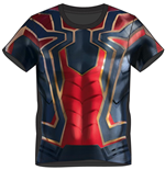Camiseta The Avengers : Infinity War - Iron Spider