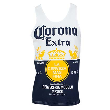 De Coronita Camiseta Tirantes Hombre Camiseta QrCedBExWo