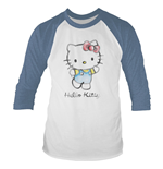 Camiseta Hello Kitty WATERCOLOUR