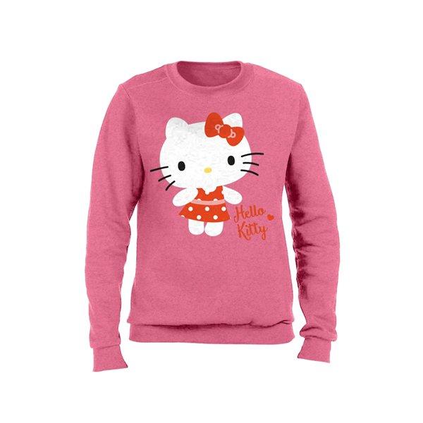 paquete de moda y atractivo precio de fábrica costo moderado Sudadera Hello Kitty POLKA DOTS