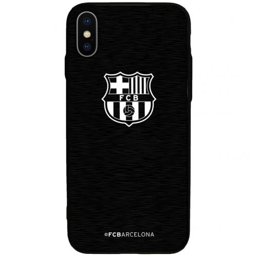 Carcasa iPhone X FC Barcelona