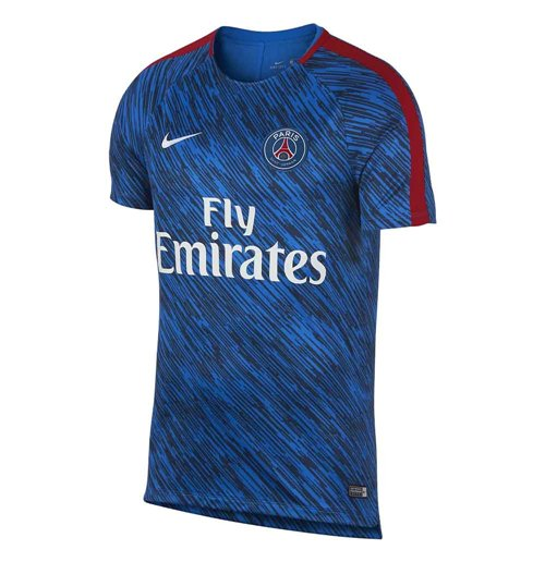 Camiseta Paris Saint-Germain 2017-2018