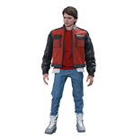 Regreso al Futuro II Figura Movie Masterpiece 1/6 Marty McFly 28 cm