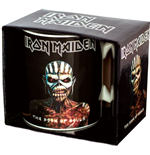 Iron Maiden Taza The Book of Souls