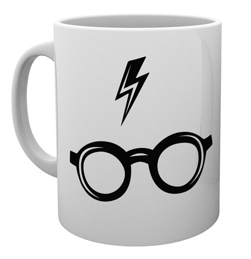 Taza Harry Potter 290429