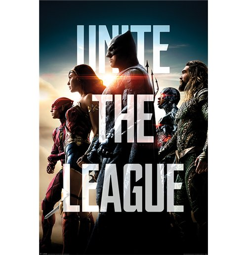 Póster Justice League 290459