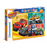 Puzzle Blaze and the Monster Machines 290501