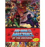 He-Man and the Masters of the Universe Libro A Character Guide and World Compendium *INGLÈS*