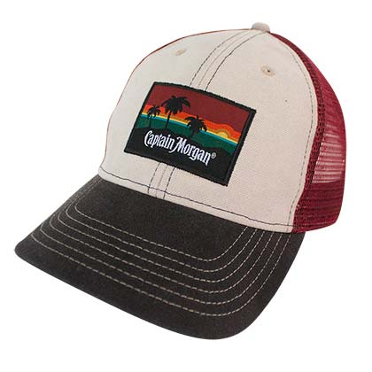 Gorra Captain Morgan Beach Side