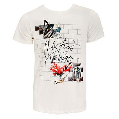 3709719c6 Camiseta Pink Floyd The Wall Original  Compra Online en Oferta