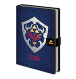 Cuaderno The Legend of Zelda 291283