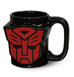 Transformers G1 Taza 3D Autobot Shield