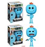 Rick y Morty POP! Animation Vinyl Figuren Mr. Meeseeks 9 cm Surtido (6)