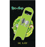 Rick & Morty Abrebotella Logo 12 cm