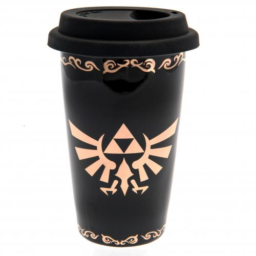 Taza de viaje The Legend of Zelda