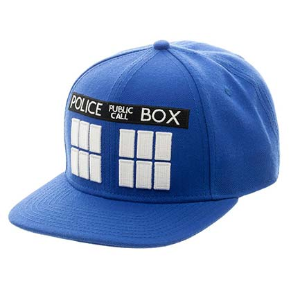 Gorra Doctor Who