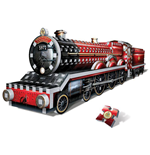 Harry Potter Puzzle 3D Built-Up PAD Demo Hogwarts Express