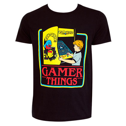 Camiseta Pac-Man Gamer Things