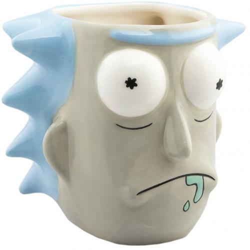 Taza Rick and Morty 292763