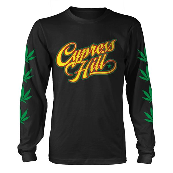 Camiseta manga larga Cypress Hill RASTA