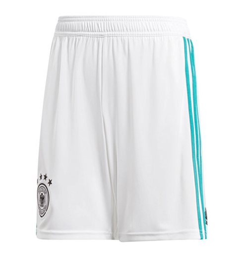 Shorts Alemania Fútbol 2018-2019 Away (Blanco)